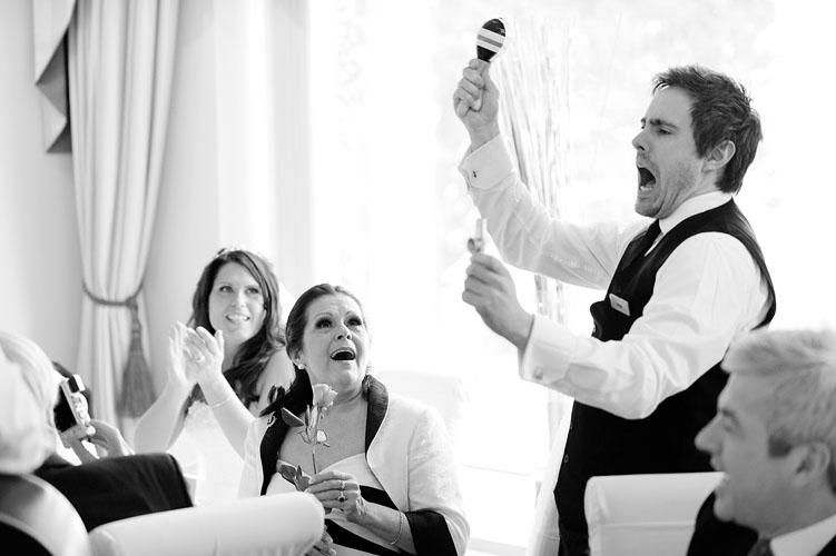 Carlyon bay wedding